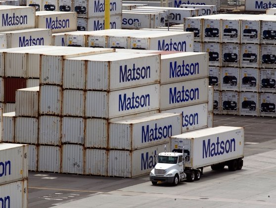 Blume will assist Matson Logistics in economising operations of its 700 containers