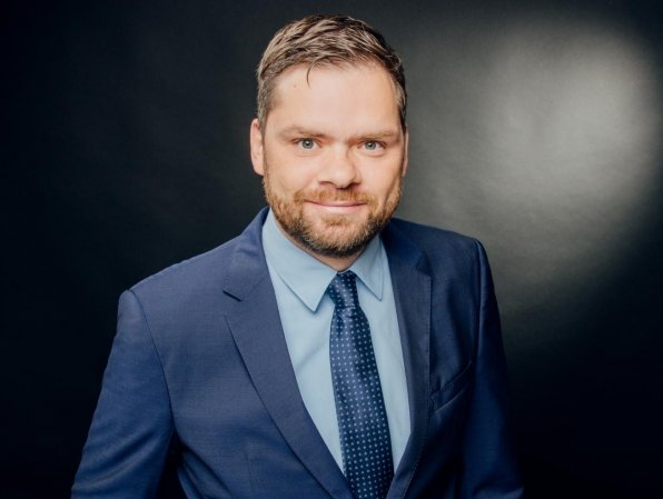 Moritz Küppers to head the aviation division at Mitteldeutsche Airport