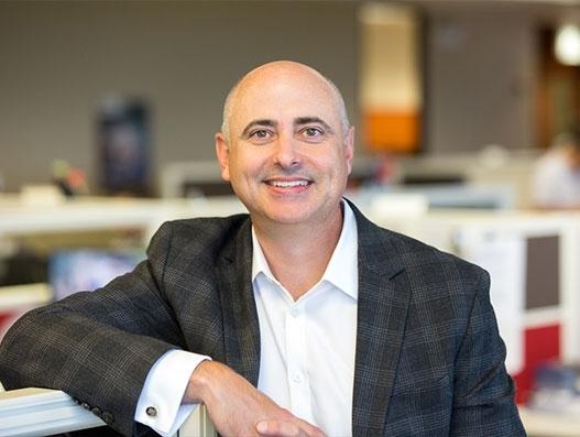 Matthew Brown is SEKO Logistics' new chief financial officer