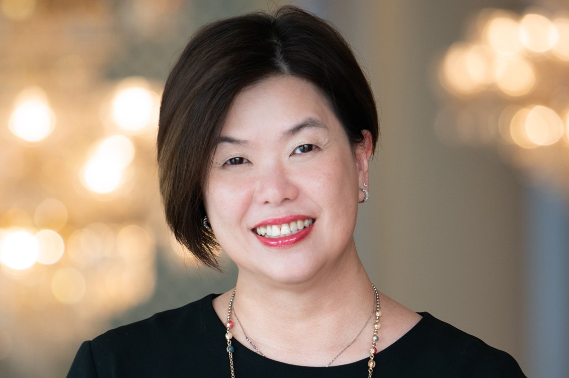 Michelle Ho becomes first female president for UPS Asia Pacific region