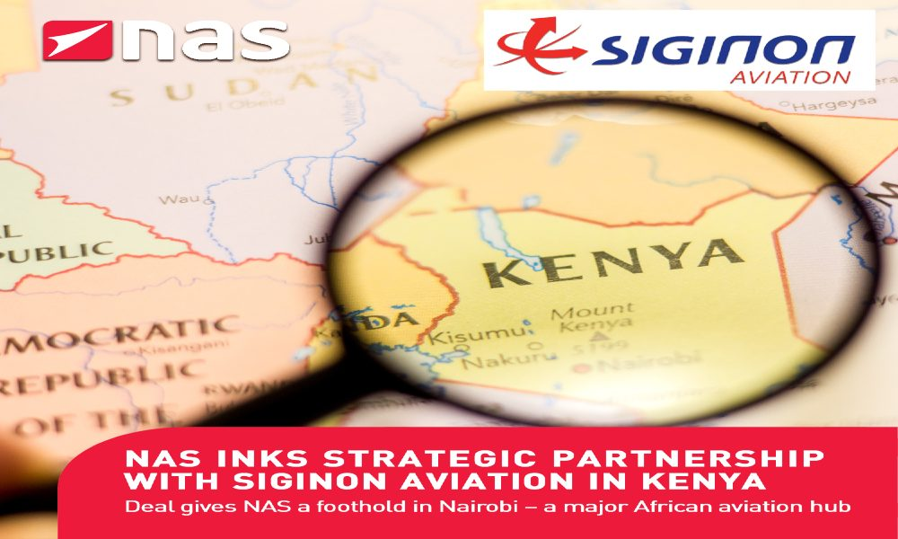 National Aviation Services acquires 51 percent stake in Siginon Aviation