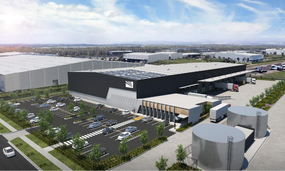 New industrial site to open at Brisbane Airport to meet trade demand