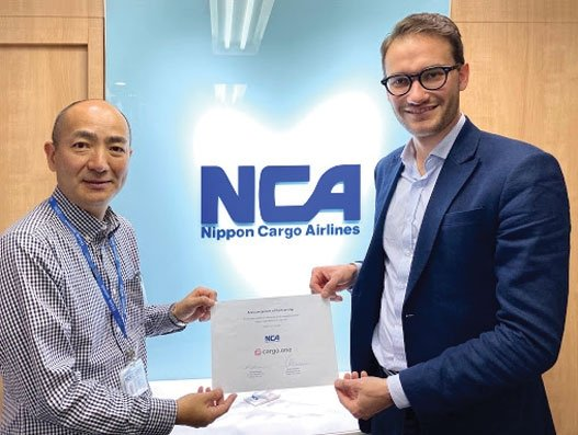 Nippon Cargo Airlines joins booking platform cargo.one