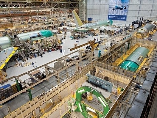 FROM MAGAZINE : P2F conversions to  boost air cargo industry
