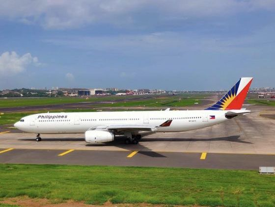 Philippine Airlines delivers Indian medical supplies to Manila for WHO