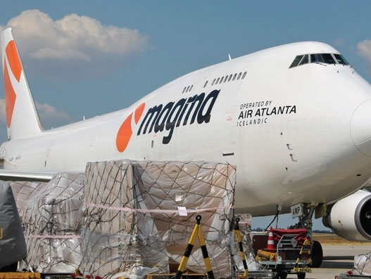 Trade tensions to propel cargo charter business