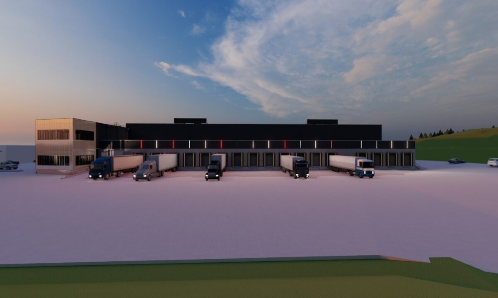 Pittsburgh International Airport's new facility to significantly increase cargo capacity