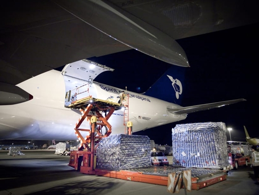 Panalpina raises own bar with new air freight handling record