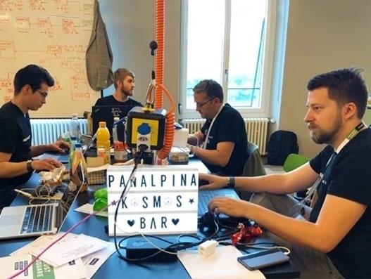 Panalpina's hacker team creates blockchain solution for pharma supply chain