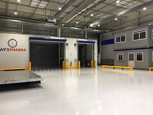 Cargo handler WFS to open new pharma centre at Paris CDG Airport