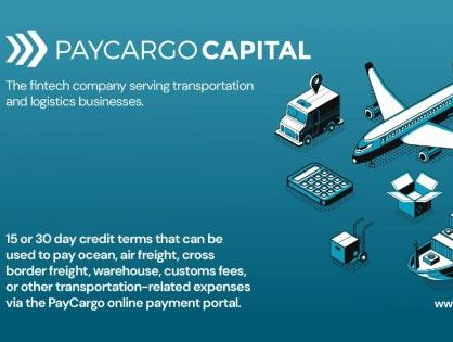 PayCargo Capital sets short-term credit facility in North America