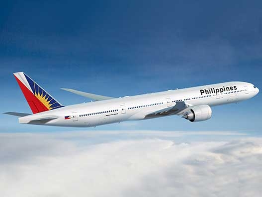 Intrepid announces delivery of new B777-300ER on lease to Philippine Airlines