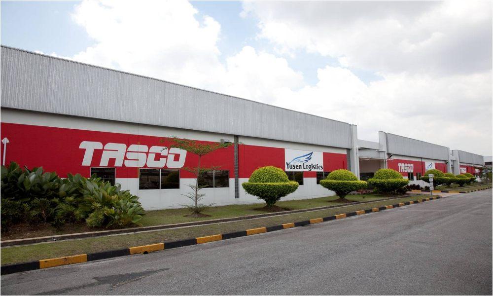 TASCO Logistics Company certified as an AEO in Malaysia