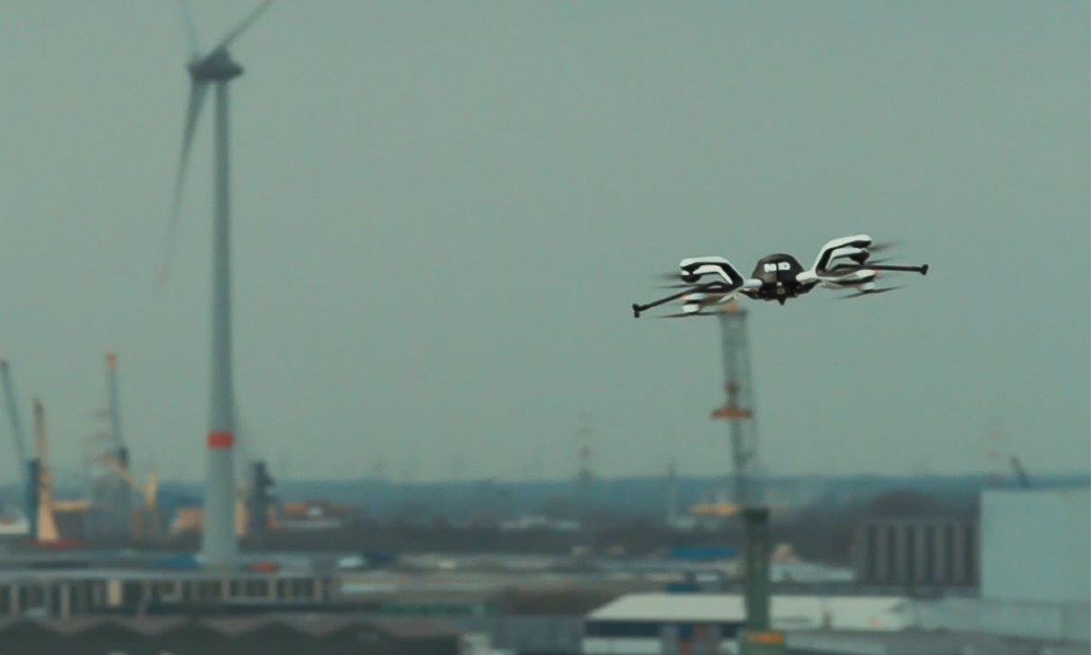 Port of Antwerp becomes first seaport to manage airspace for drone operations