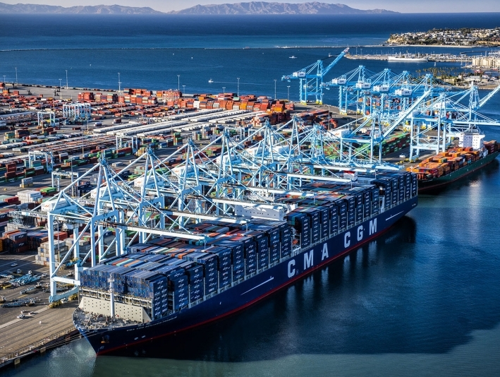 Port of Los Angeles reports busiest July in its history; container volumes rise 16%