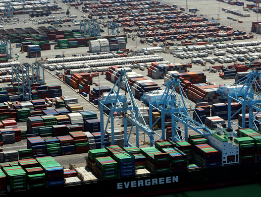 Port of Los Angeles sees 16 percent increase in cargo volumes in October 2016