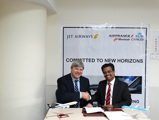 Jet Airways ties up with Air France KLM to shore up cargo traffic