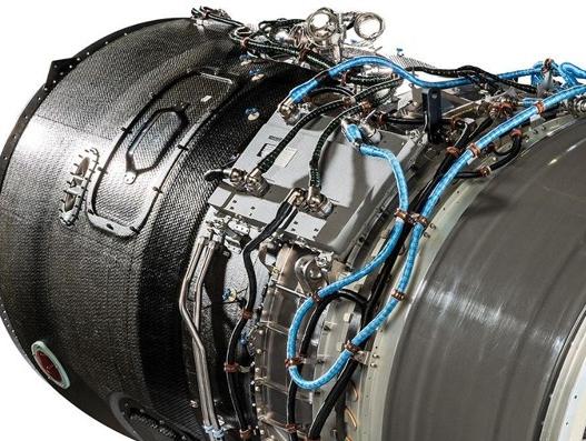 P&WC's fuel efficient PW800 engine to power Falcon business Jet
