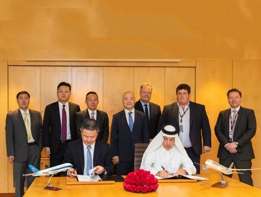 Qatar Airways, China Southern Airlines sign codeshare agreement