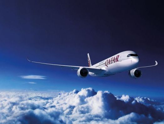 Qatar offers over 270 weekly flights to more than 45 destinations