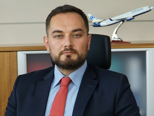 Rafet Alper Özen joins the executive management of SunExpress Deutschland as deputy managing director