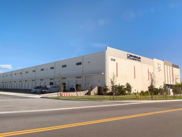 Rhenus opens Class A warehouse in Miami