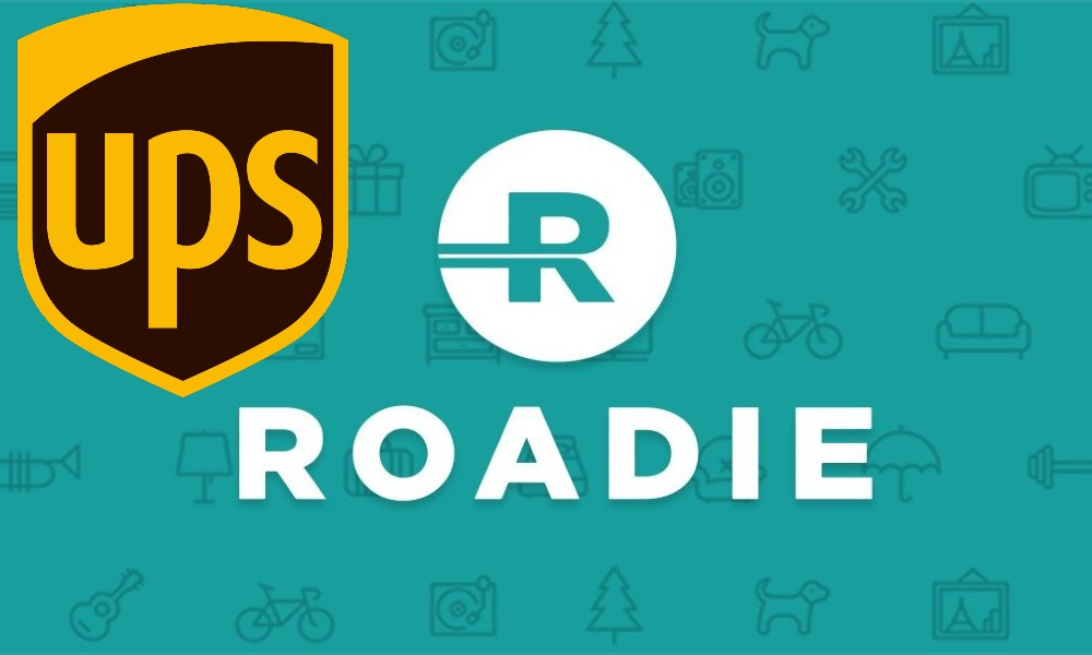 UPS acquires Roadie to enable local same-day delivery