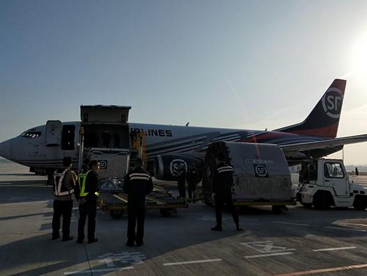 SF Holdings moots plan to build a core aerodrome logistics hub at Hubei