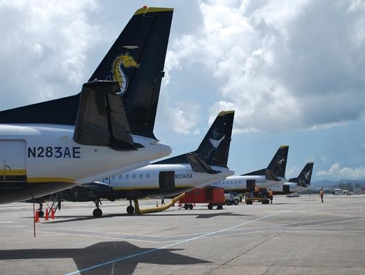 Mike Bradley rejoins Caribbean's Seaborne Airlines