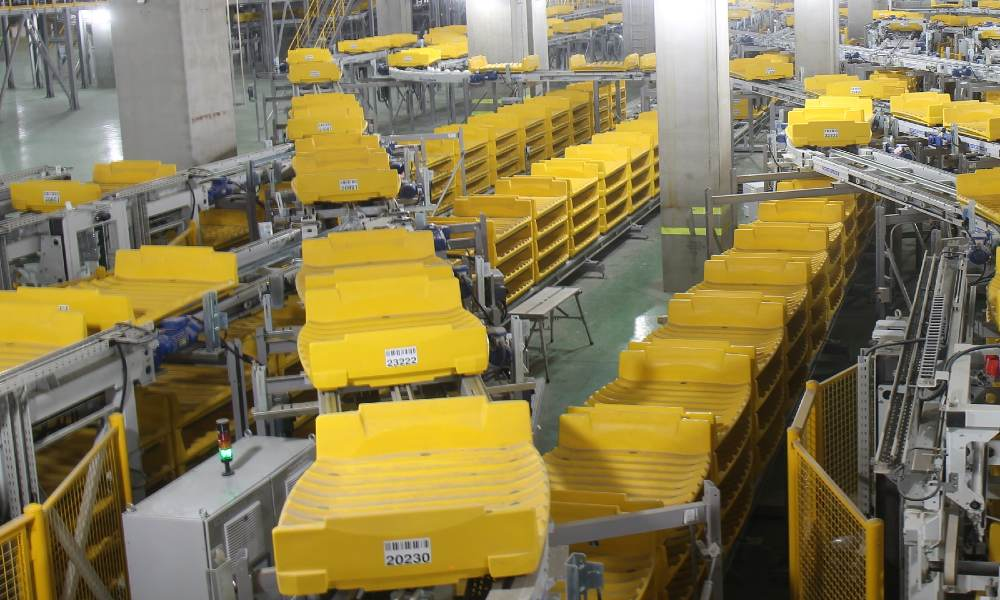 Siemens Logistics has won a major order for the large-scale expansion of the baggage handling system in Terminal 2 of South Korea's Incheon Airport.