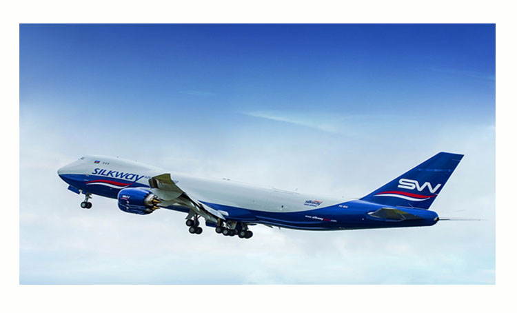 Silk Way West Airlines launches new service from India