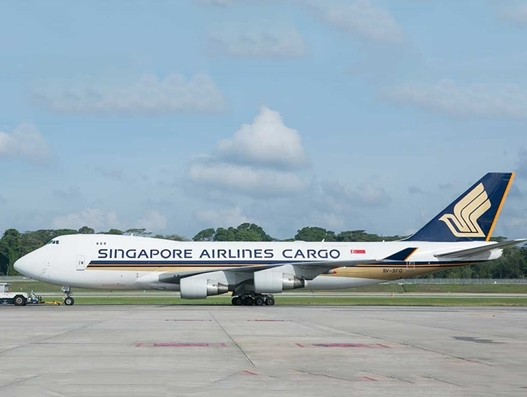 Singapore Airlines adds new pharma product to its offering for cargo customers