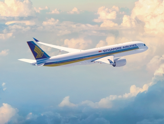 Singapore Airlines to bring A350 jet to its service to Houston