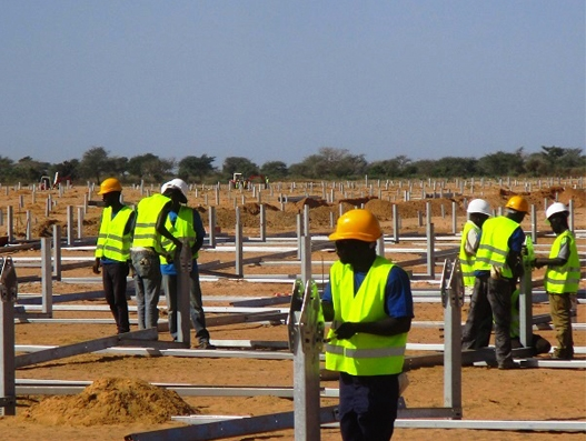 Bolloré Logistics Senegal secures project logistics contract for Sinthiou Mékhé solar power station