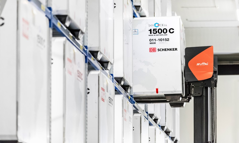DB Schenker, SkyCell partner for temp-controlled containers for medicines, Covid-19 vaccines