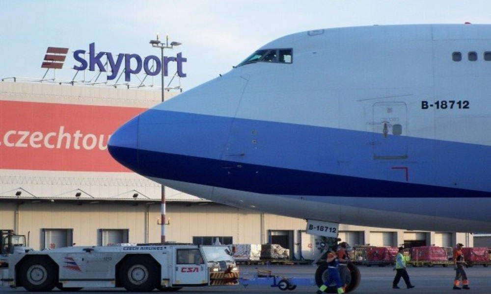 Ventus, Sky Logistica acquire Prague Airport's leading handler Skyport