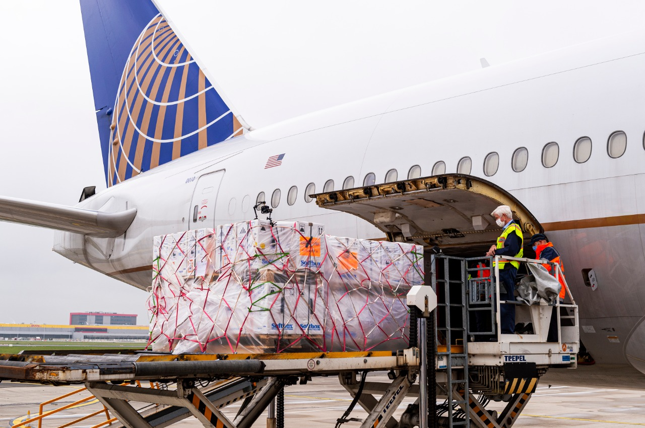 Air freight uncompromised on Covid-19 vaccine delivery