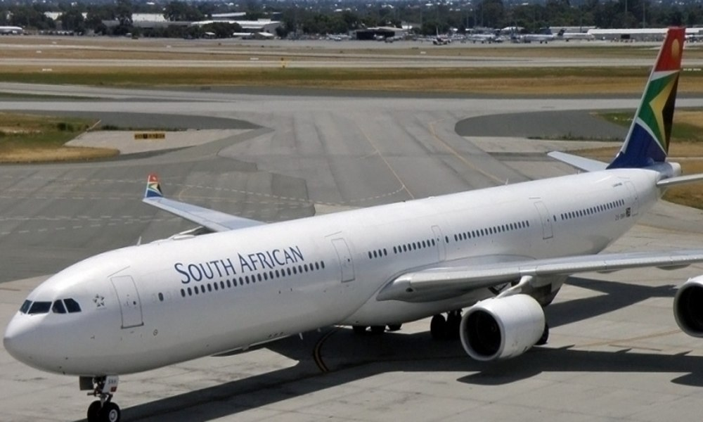 After a year, South African Airways takes off to the skies