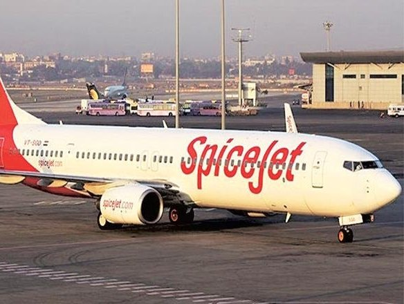 SpiceJet flew its maiden freighter flights to Huangzhou, Tashkent
