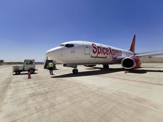 SpiceJet delivers vital supplies to Sulaymaniyah, Almaty, Doha