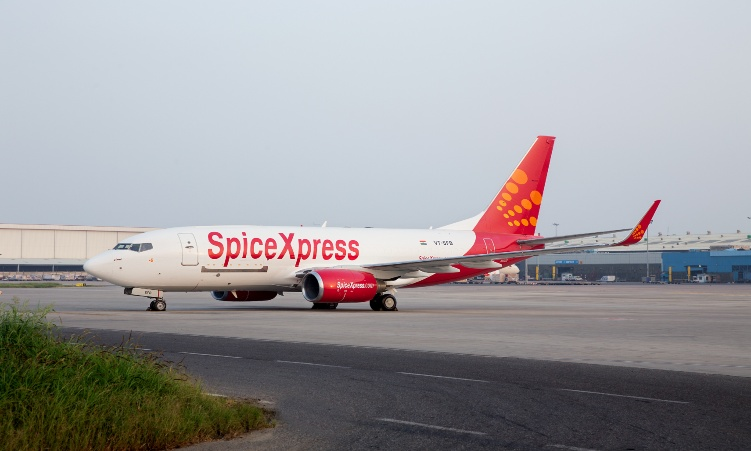 SpiceJet transfers cargo and logistics business to SpiceXpress
