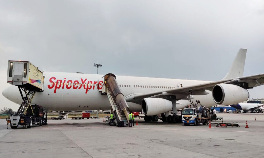 SpiceXpress starts freighter service to Pittsburgh International Airport