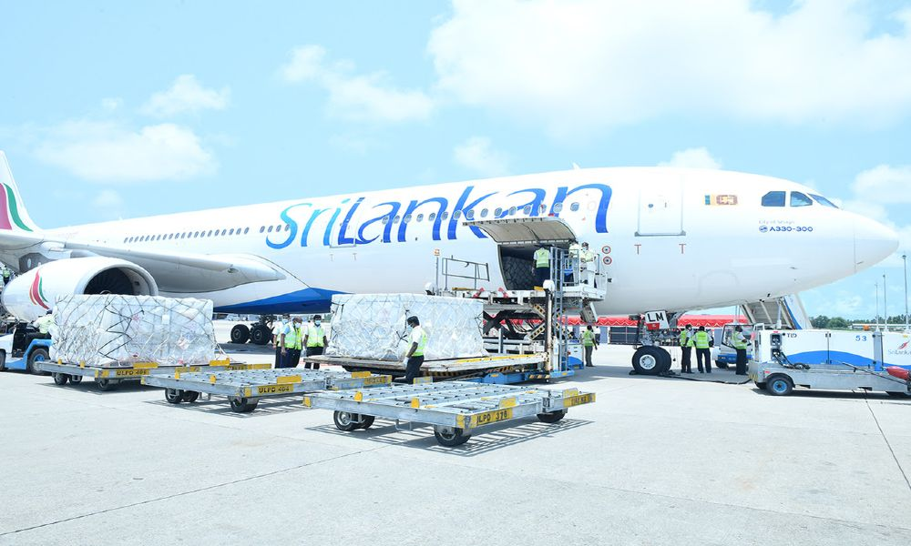 Srilankan Airlines awards WFS cargo handling contract at London Heathrow