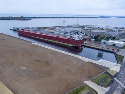 St. Lawrence reports project cargo growth