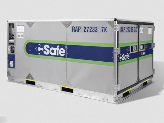 Swiss WorldCargo allows CSafe RAP for temperature-sensitive products