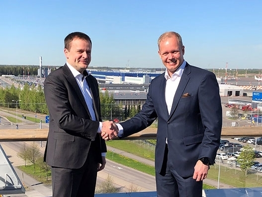 Swissport bags contract to operate Finnair Cargo Terminal at Helsinki Airport until 2024