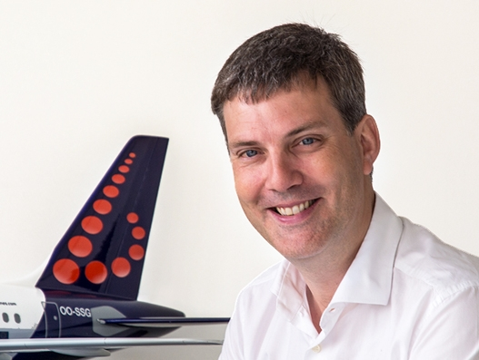 Brussels Airlines ropes in Tanguy Cartuyvels as VP Marketing