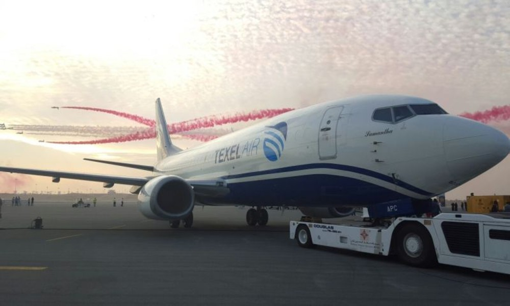 Texel Air places order for second 737-800 BCF