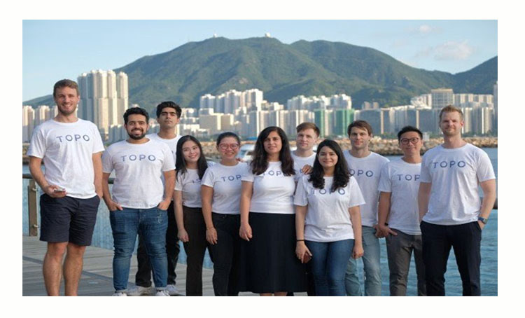 Topo Solutions develop new platform for REWE Far East to simplify remote working