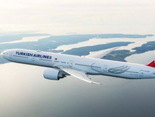 Turkish Airlines cargo volume jumped 34 percent in January